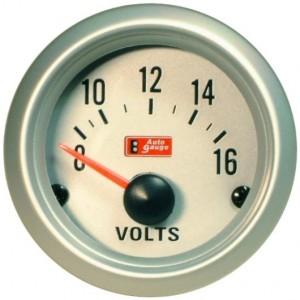 Gris Voltmètre