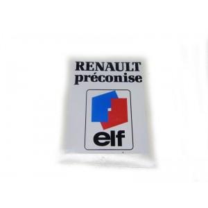 """Autocollant  """"ELF"""" suspension gauche"""