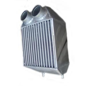 Echangeur double faisceau Aluminium