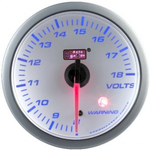 Voltmètre Blanc 270