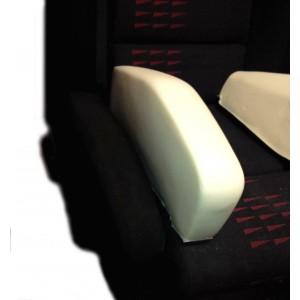 Mousses latérales de siège