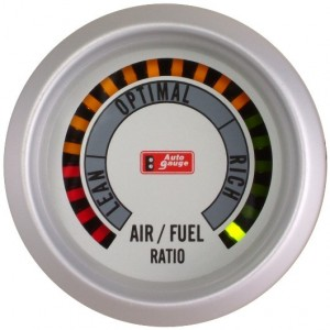 Air Fuel Ratio LED ( Blanc )
