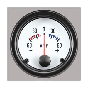 Ampermetre Classic Blanc